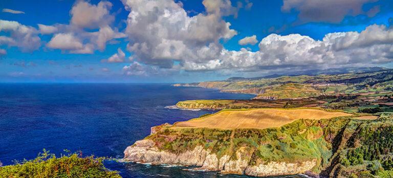 Azorerna – de lycksaliga öarna