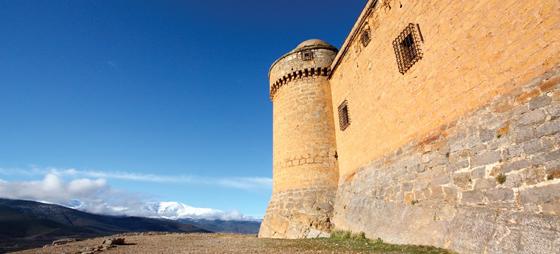 Castillo de la Calahorra – ett sagoliknande slott i Sierra Nevadas utkant