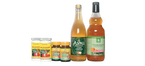 Äppelvinäger – genvägen till bättre form och välbefinnande
