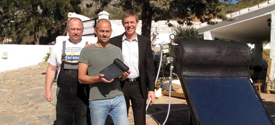 Aguasol presenterar Unibody: Miljöns och plånbokens bästa vän