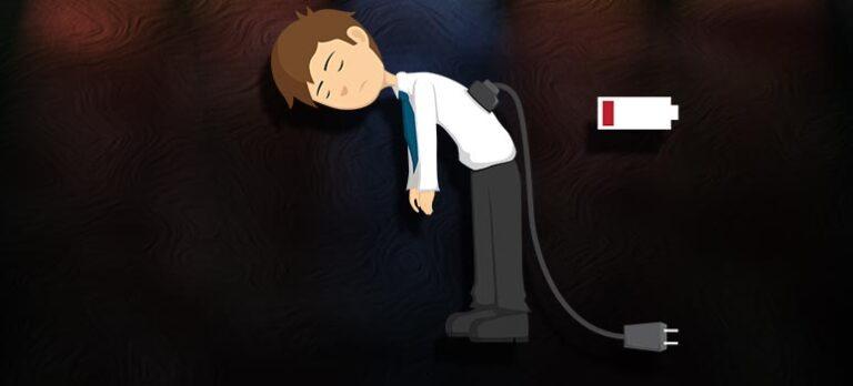 Kronisk trötthet – Chronic fatique