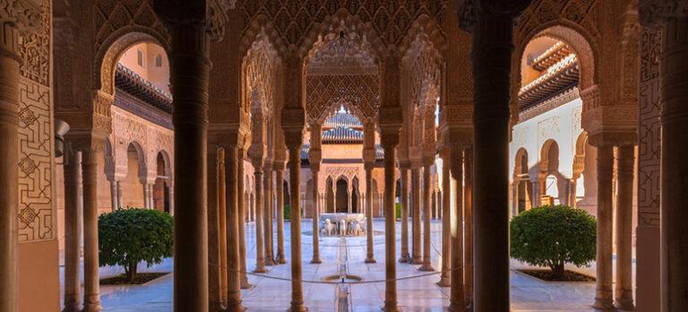 En helg i Granada
