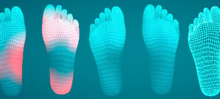 Var snäll mot dina fötter