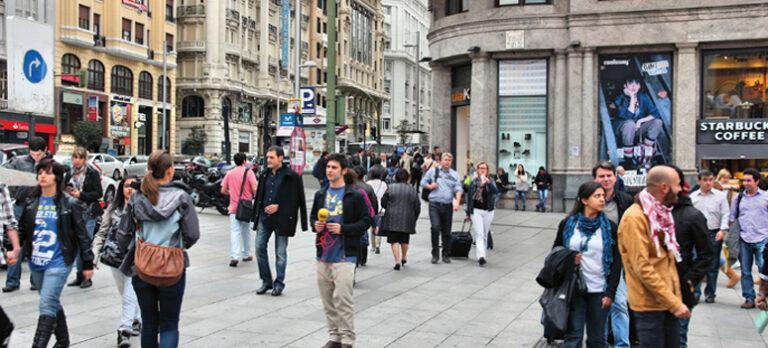 Entreprenörskap:Madrids nya entreprenörer upplever både med- och motgång