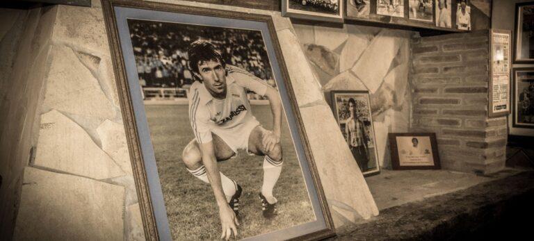 Fotbollsmartyren från Fuengirola