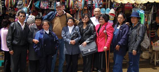 Svensk Nerjabo driver pionjärprojekt i de Peruanska Anderna