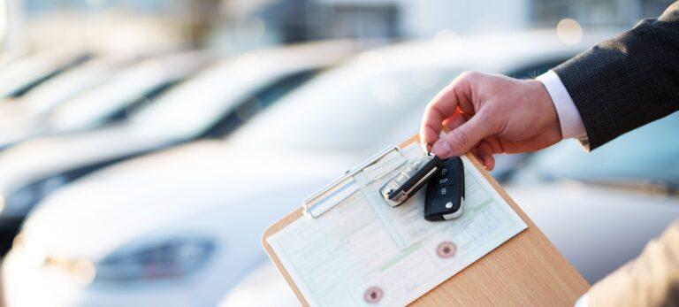 Registrering av bilar i Spanien