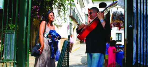 Förälskad i Sevilla