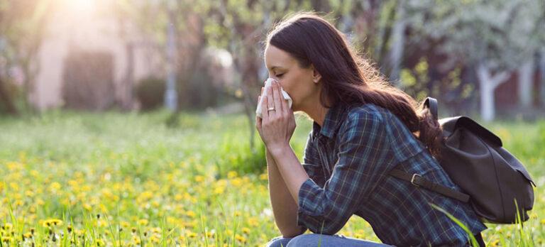 Förebygg vårens allergi… NU!