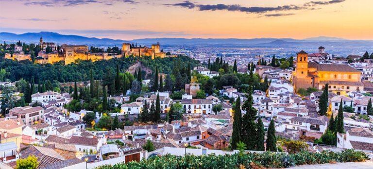 En Sueco rekommenderar: 5 andalusiska storstäder