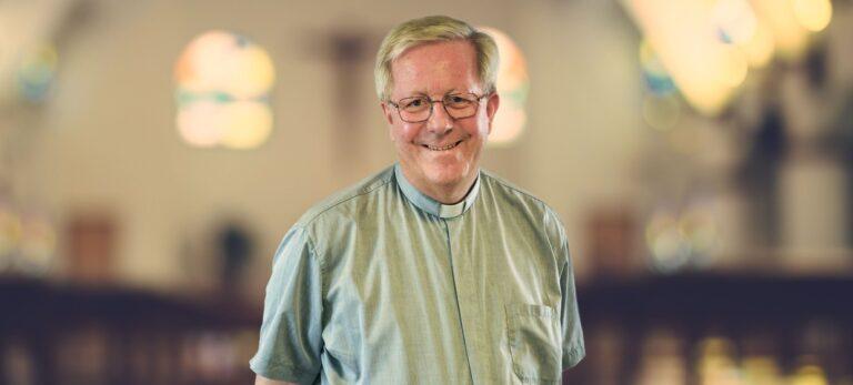 Möt Peter Hellgren - kustens nya vikarierande präst