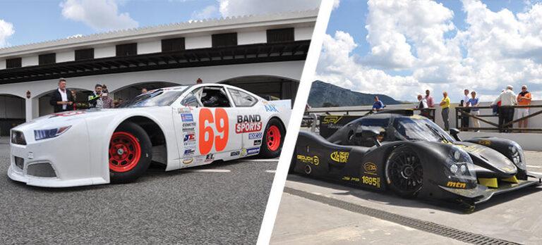 SVP-racing  på väg till LeMans 24 timmars & NASCAR-podiet