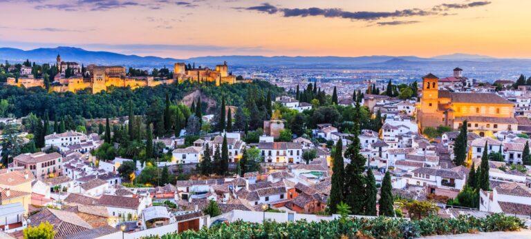 De lokalas Granada