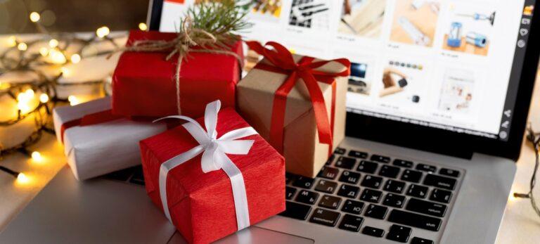 9 goda råd för en säker julshopping online