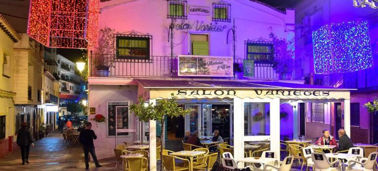 The Salon Varietes Theatre – Den engelska teatern på Costa Del Sol