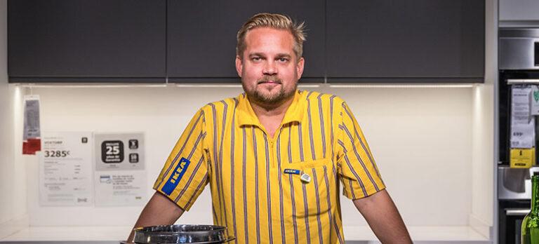 Linus Frejd – varuhuschefen som leder IKEA Málaga med svenska värderingar och leenden