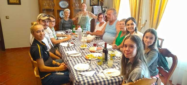 "På ""turistutflykt"" i det autentiska Spanien – en gastronomiupplevelse i Alfarnatejo"