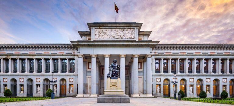 Pradomuseet i Madrid – 200 år med konst i världsklass