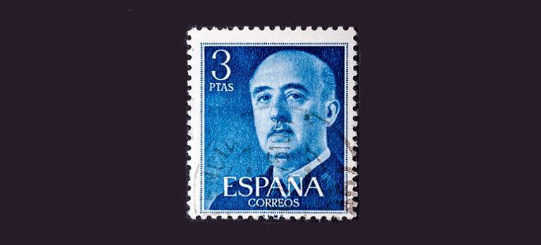 Francos arv – 40 år efter finns Franco fortfarande inristad i stadsbilden