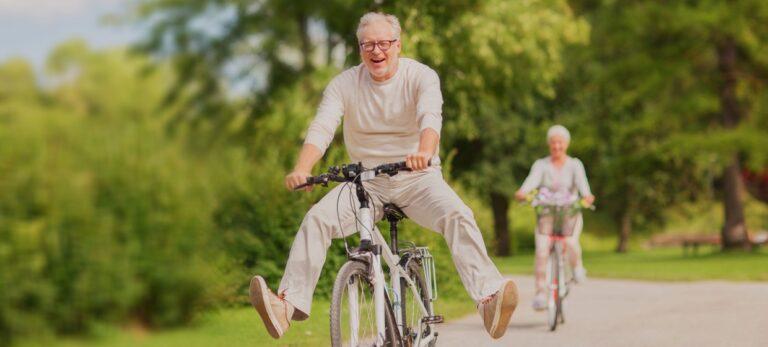 Ålder påverkar Lyckokänslan