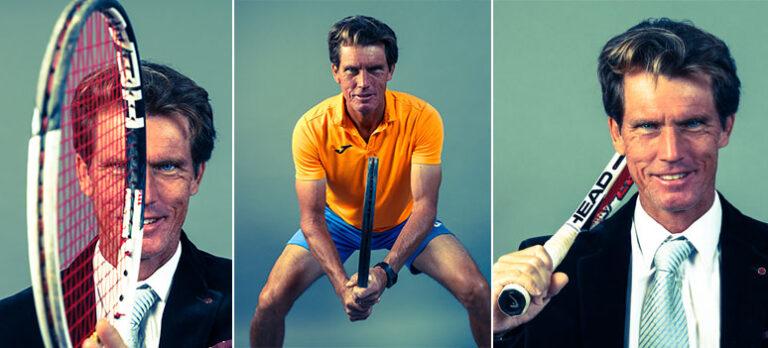 Tomas Karlsson: Med tennis genom hela livet