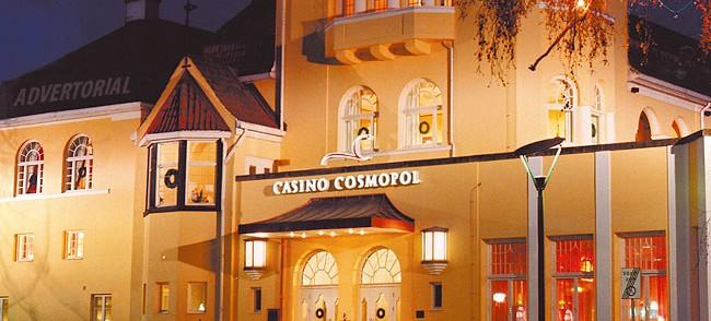 Casinon i Sverige