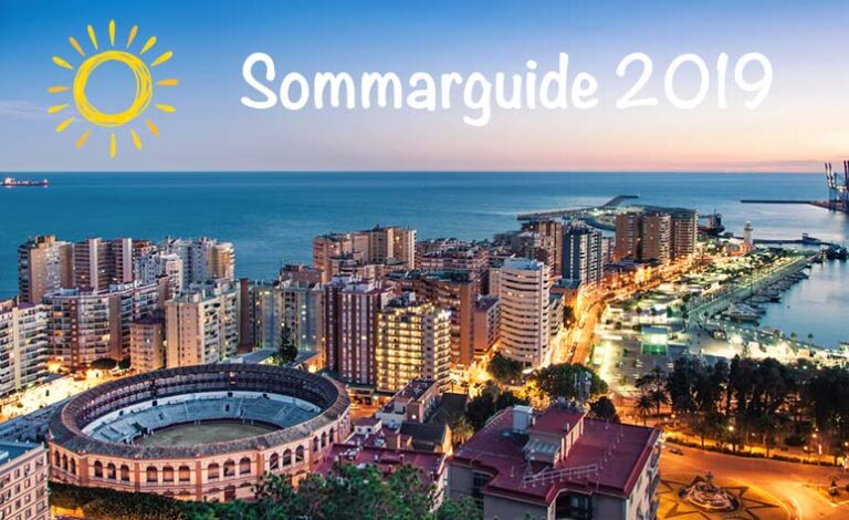 Sommarguide 2019