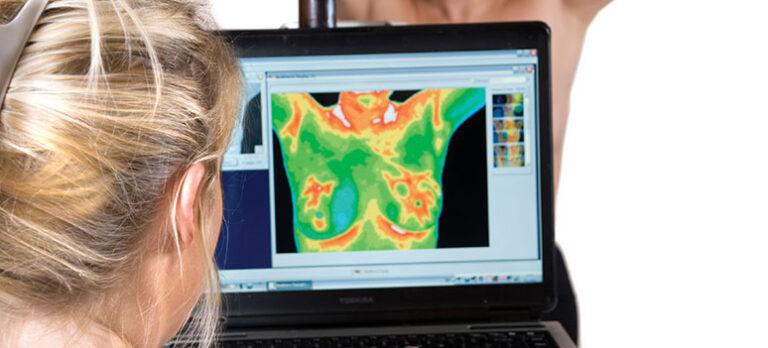 Medicinsk infraröd Termografi