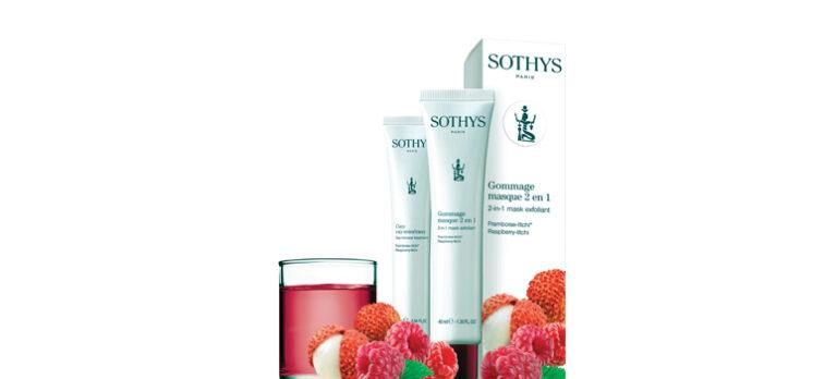 Sommarbehandling med oxygen från Sothys