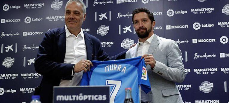 Dynamon – Det var dramatik när 33-åriga Manuel Iturra från Chile lämnade Málaga CF, men nu är han tillbaka för att hjälpa
