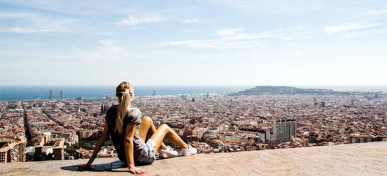 Fem coola ställen i Barcelona