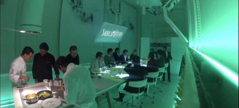 Foto Sublimation Restaurant