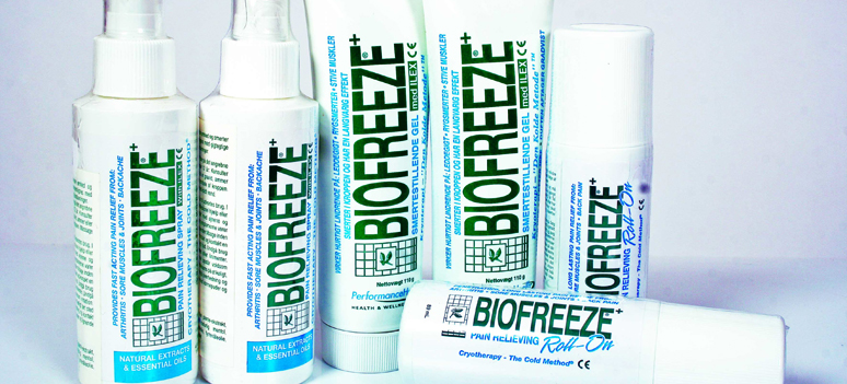 Foto Vitamina Biofreeze ES April 2014