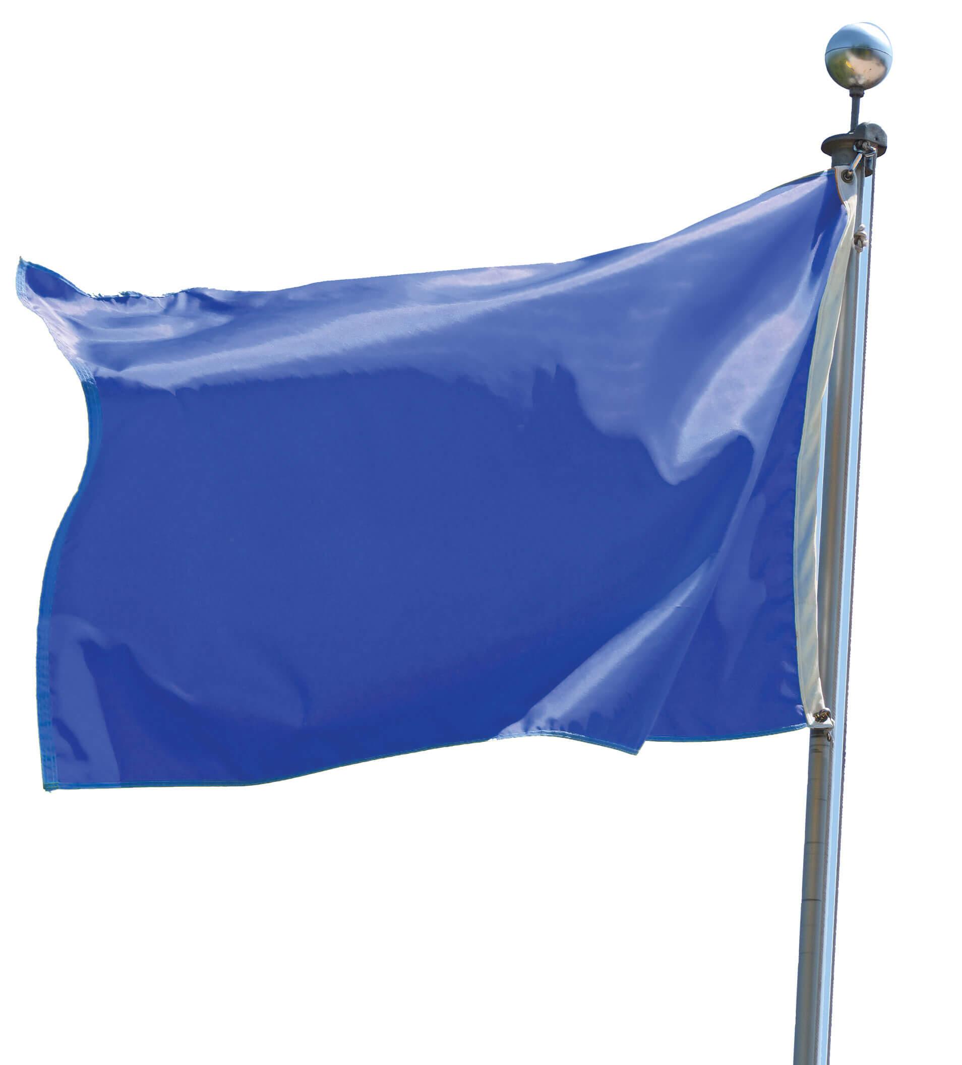 KN blaa flag
