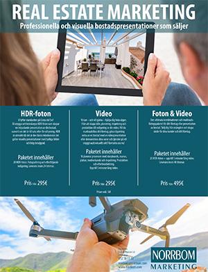 Real estate marketing ES web