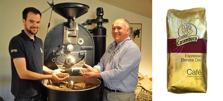 Carambuco sprider doft av kvalitetskaffe i Málaga