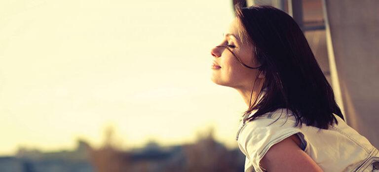 7 steg till ett hälsosammare liv: Steg 7- Känslomässig balans