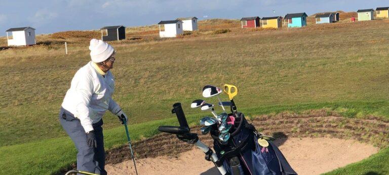 Golf i Solen - Januari 2021