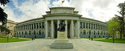 Höst i Madrid är tid för museibesök