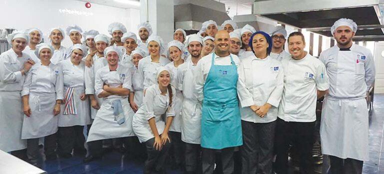 Kockskola med smak av Málaga – Sabor a Málaga