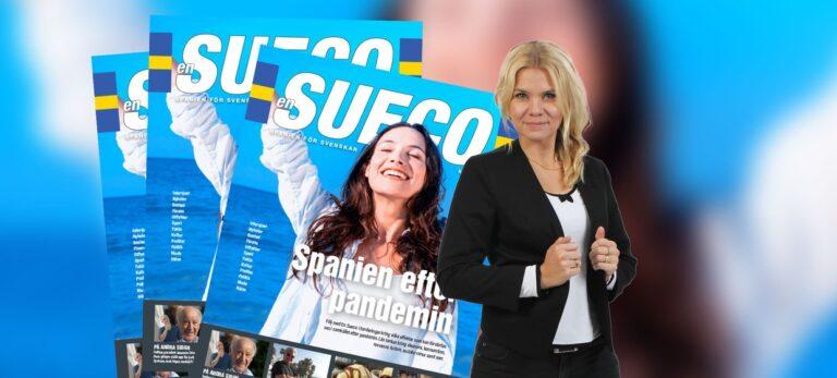 La Sueca hälsar välkommen till En Sueco maj 2020!