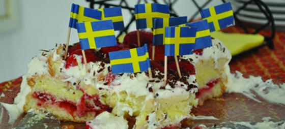 Sveriges nationaldag firades med glädje på Svenska kyrkan Costa del Sol
