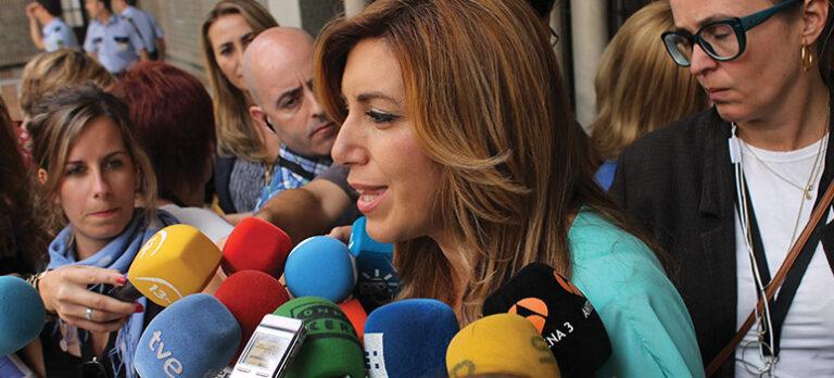 Susana Díaz erövrar Juntan – igen