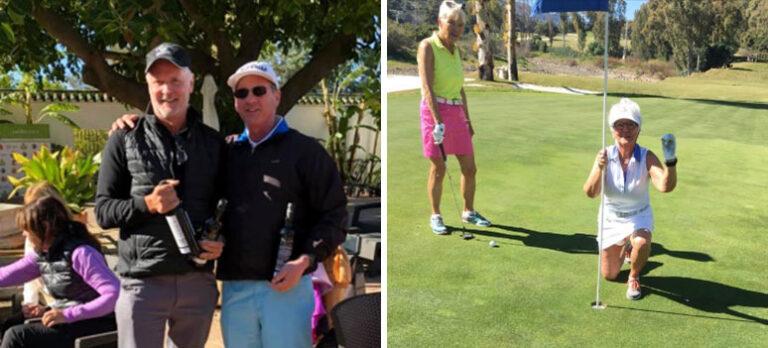 AHN Golf + Golf i Solen