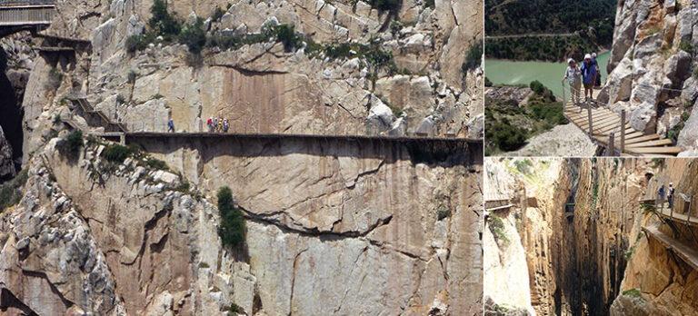 El Caminito del Rey är öppen igen