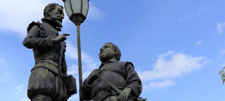 Miguel de Cervantes – Grundaren av vår tids roman