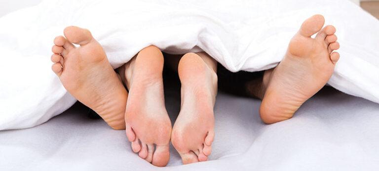 Sexlivet ska fungera – oavsett ålder. Ny behandling ger erektion på ett naturligt sätt – utan biverkningar