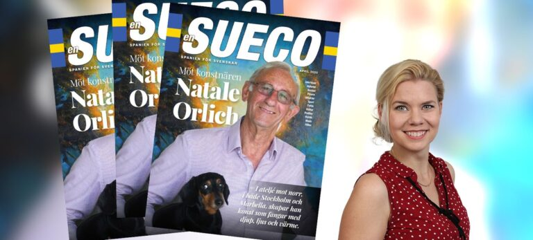 La Sueca hälsar välkommen till En Sueco april 2020