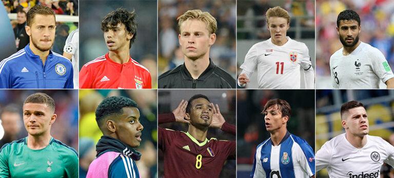 En Sueco rekommenderar: 10 nya ansikten i La Liga