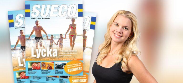 La Sueca hälsar välkommen till En Sueco juli/augusti 2020